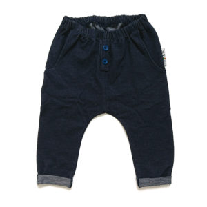 lounge pants denim blue