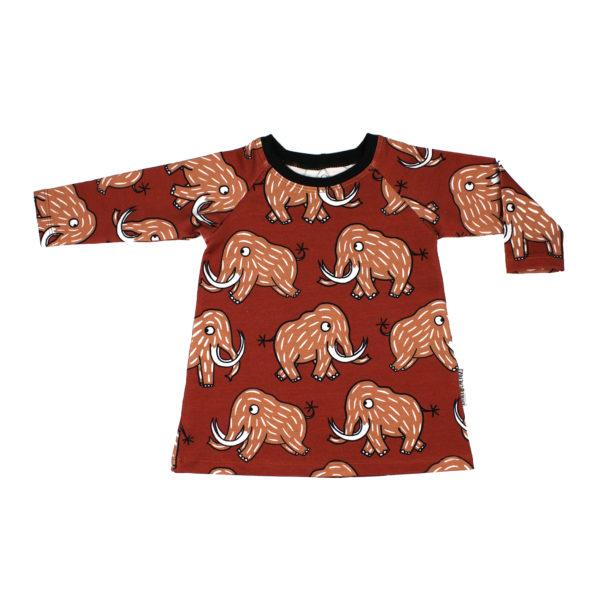 a-line-jurk-mammoth