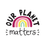 Our planet matters roze